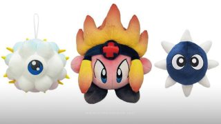 kirby all star plushes bring familiar foes in a friendly form
