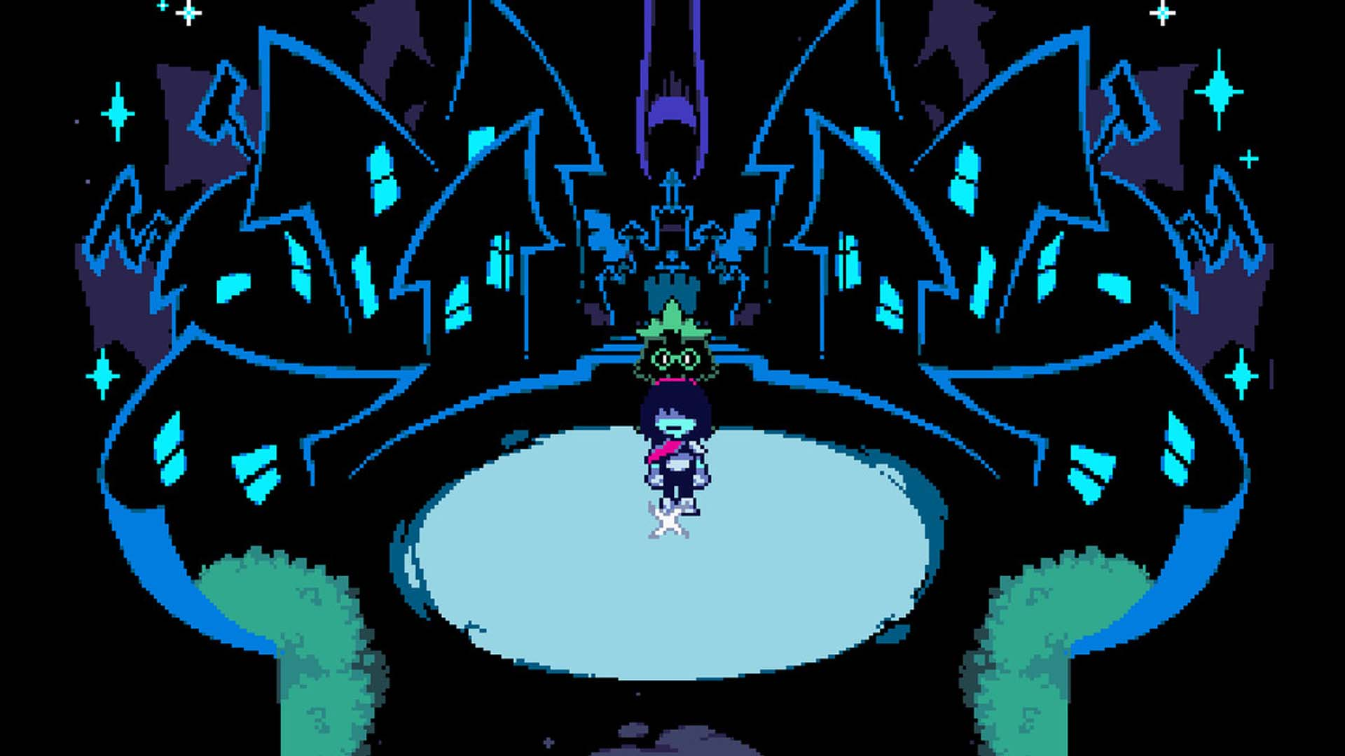 Impressions: Deltarune is (and isn't) exactly what you'd