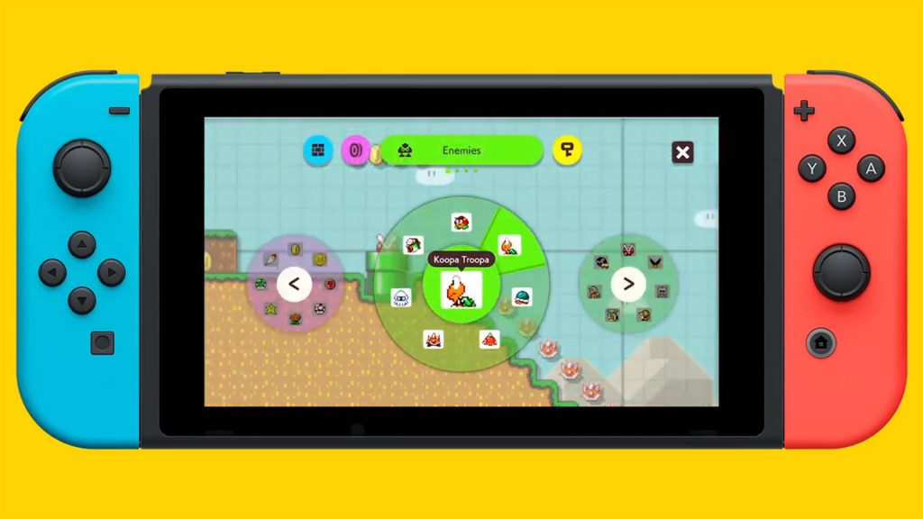 Super Mario Maker 2 co-op and multiplayer details revealed