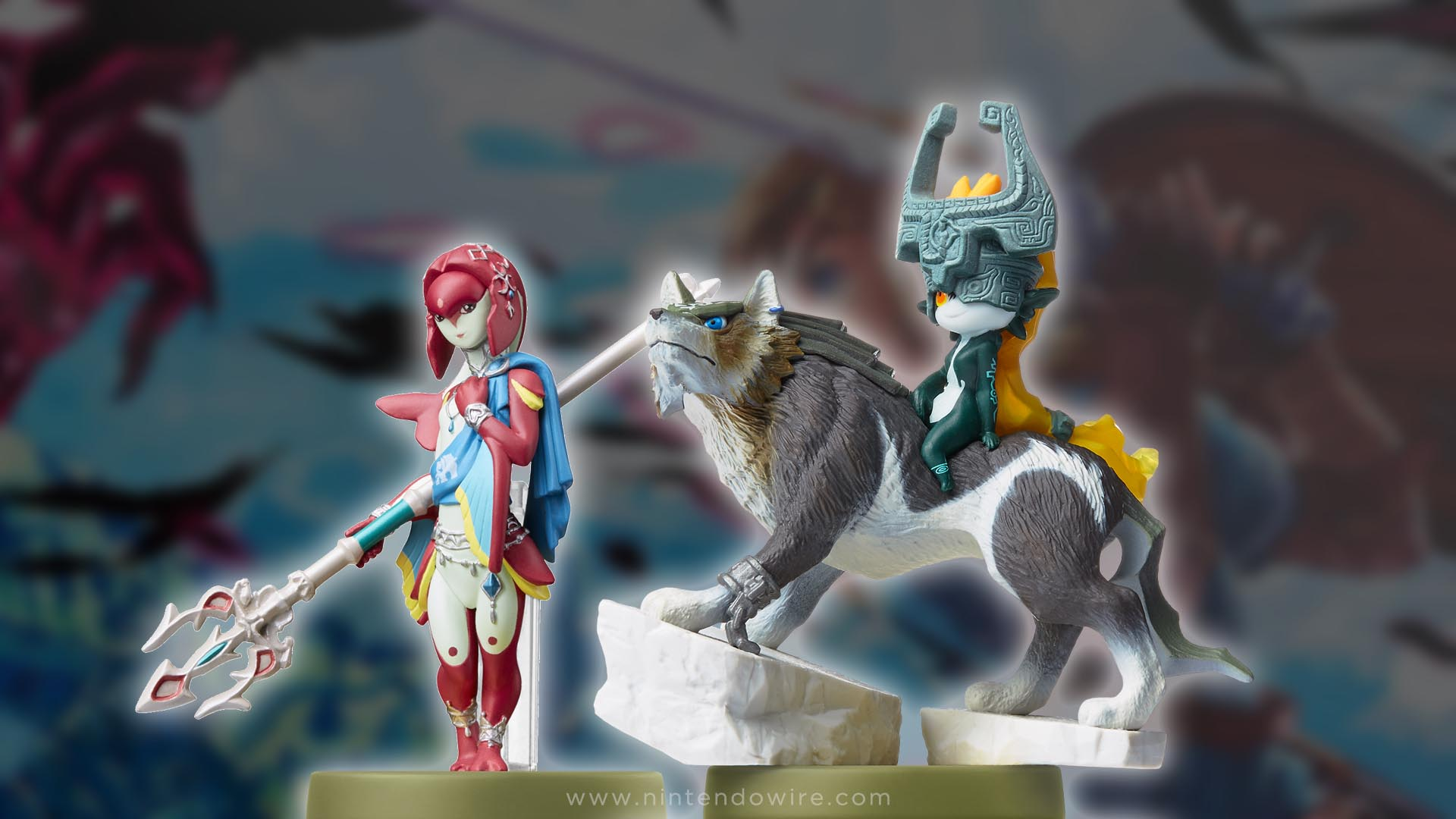 Wolf Link And Mipha Amiibo Restocks Coming Soon Nintendo Wire