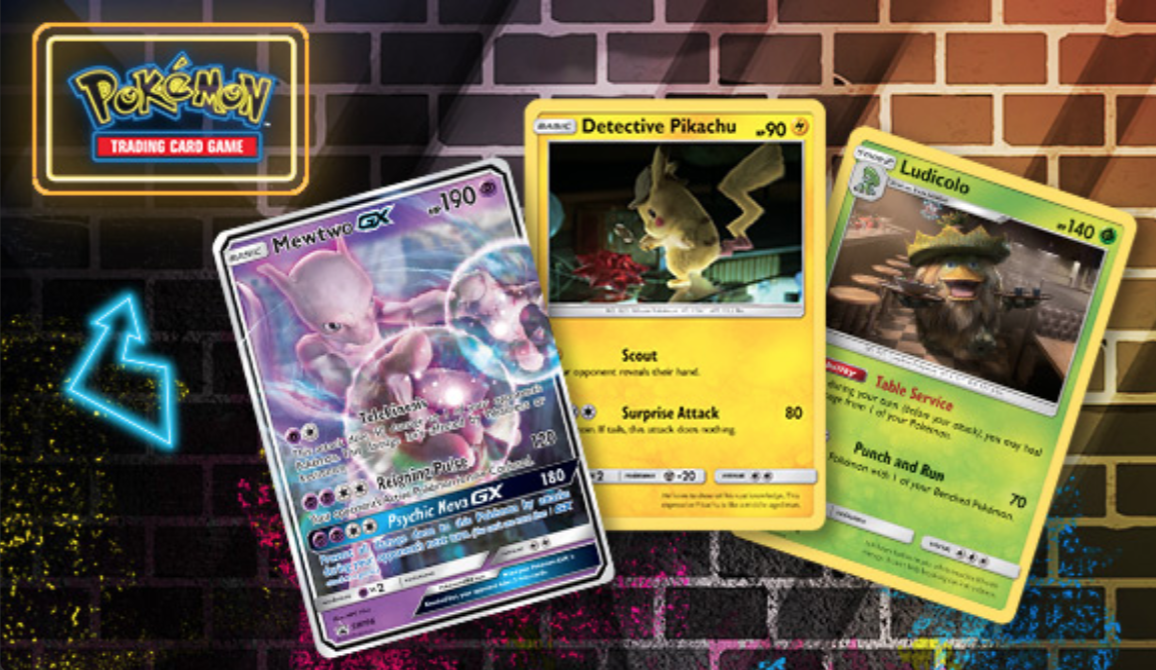 More Cards From Pok 233 Mon Detective Pikachu Tcg Expansion