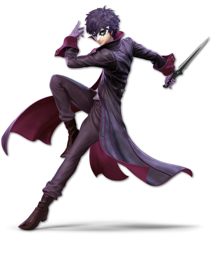 Joker Joins The Battle In Super Smash Bros. Ultimate On 17th April