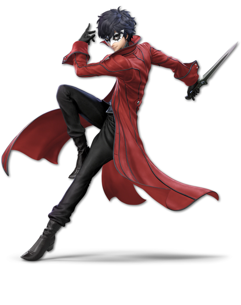 Super Smash Bros. Ultimate Joker Persona 5 DLC Release Time