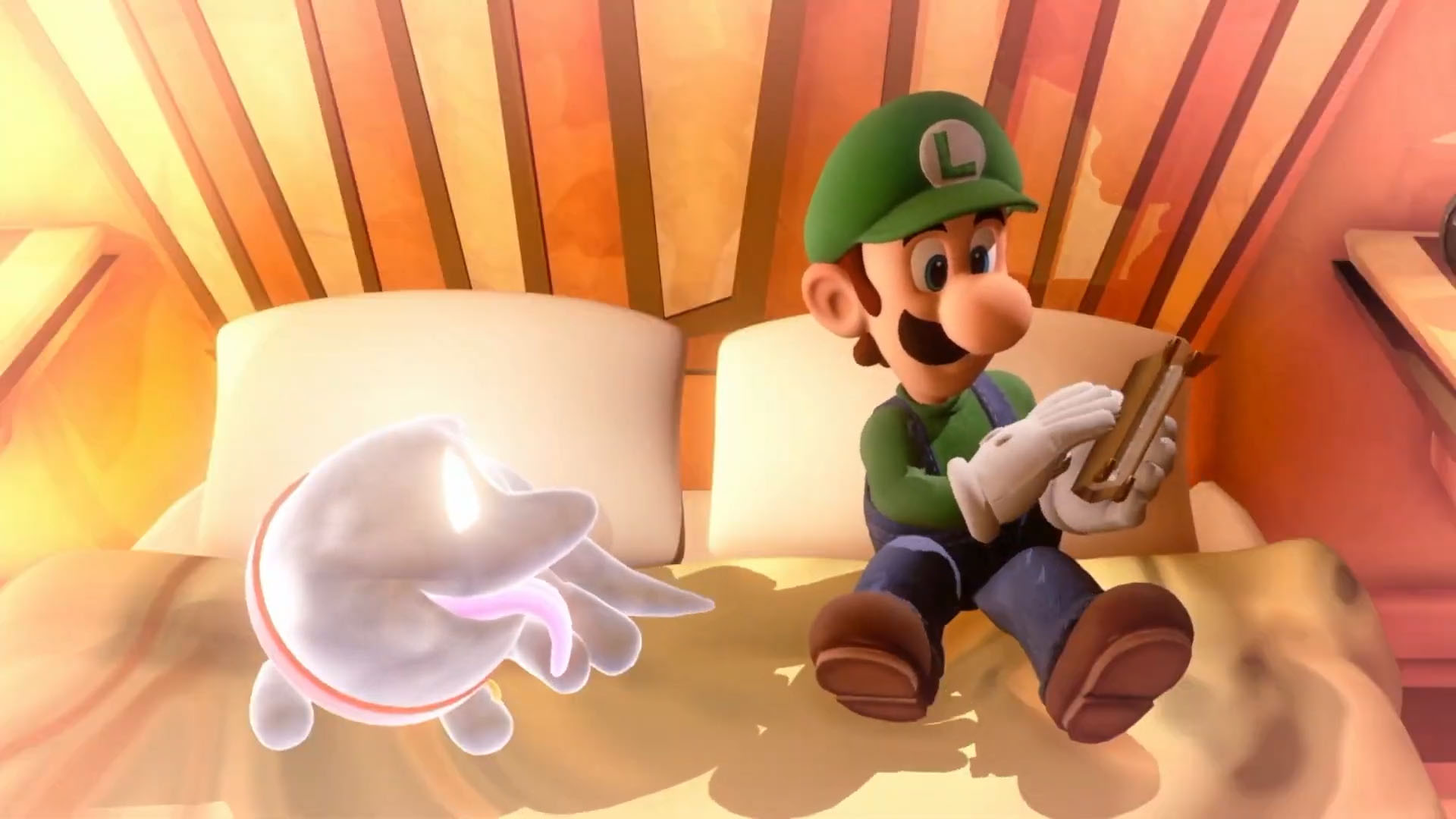 Nintendos E3 Direct Scares Up More Luigis Mansion 3