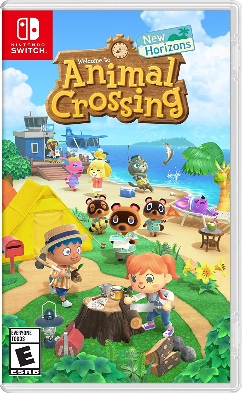 Analysis Animal Crossing New Horizons Latest Trailer