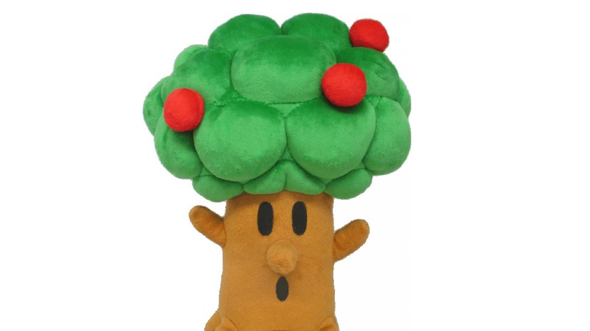 New Whispy Woods plush brings Kirby's most recurring boss right to you
