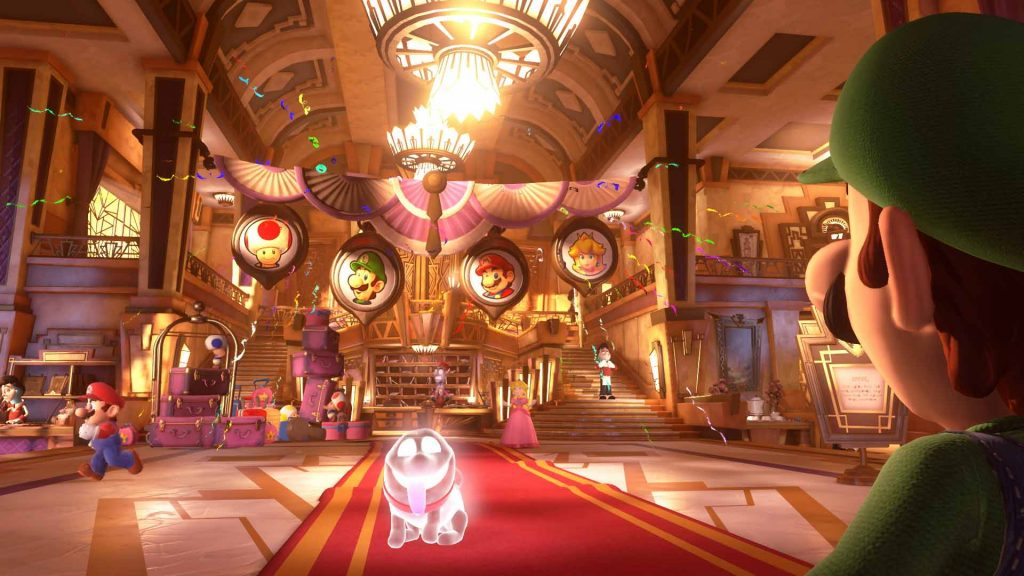Review Luigi S Mansion 3 Nintendo Wire