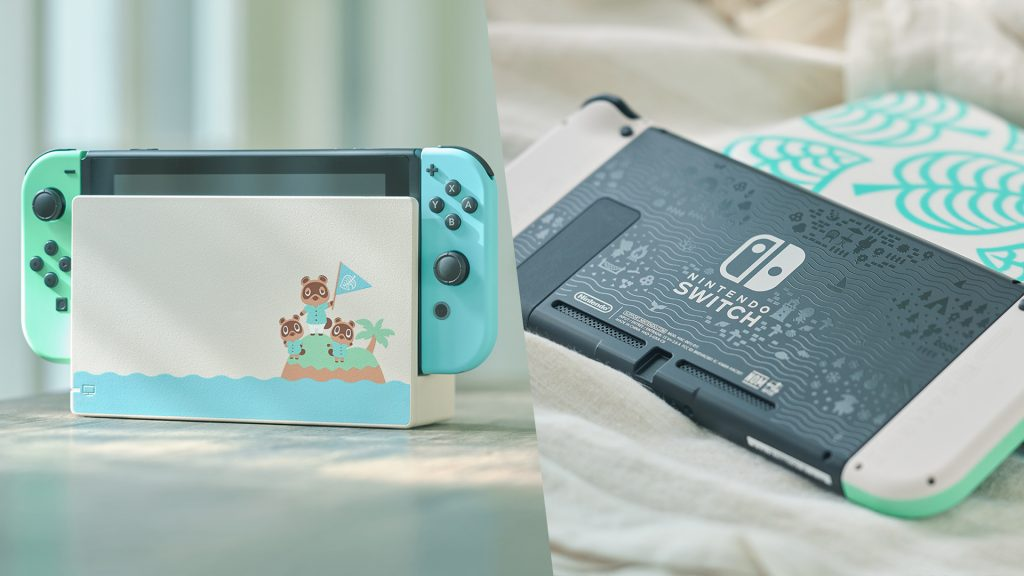 Special Edition Animal Crossing Switch Gets A Restock In Australia