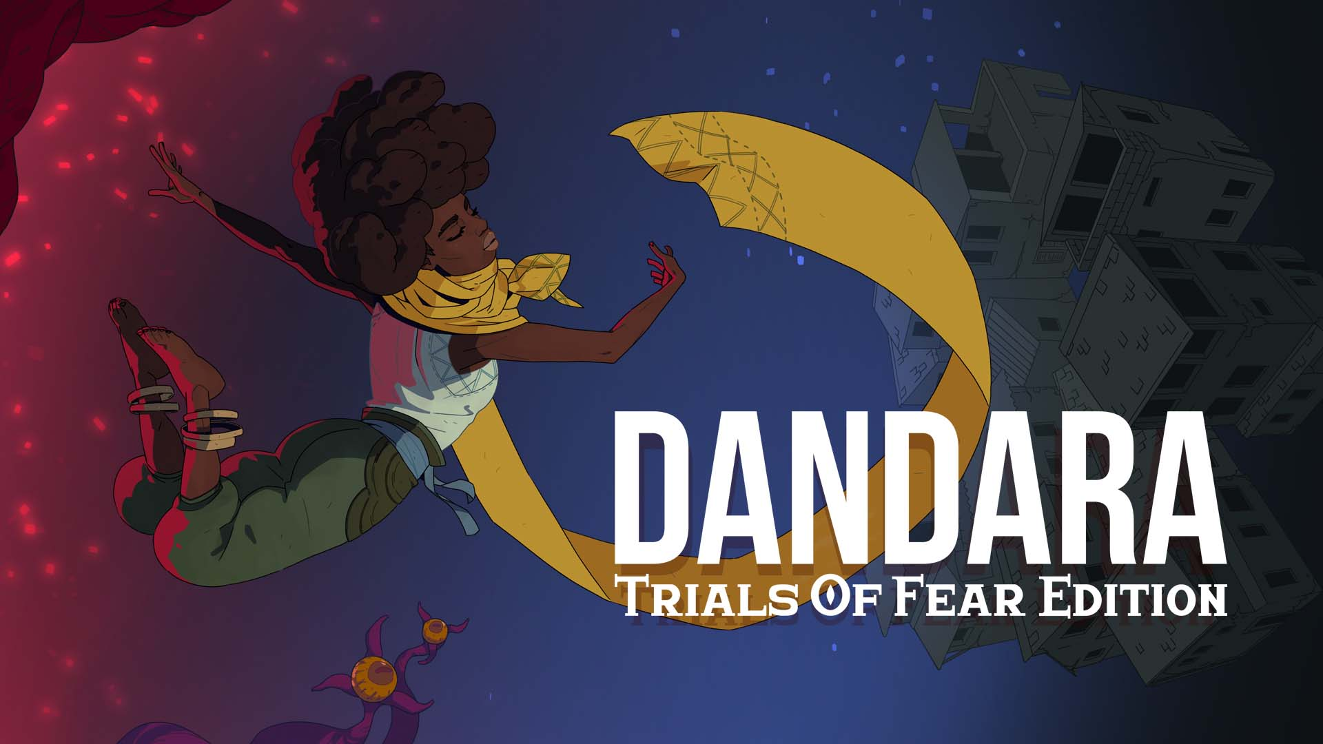 Ένα πολλά υποσχόμενο metroidvania : Dandara: Trials of Fear Edition