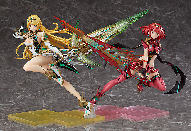 XenobladeChronicles2-Pyra-Mythra-Figures