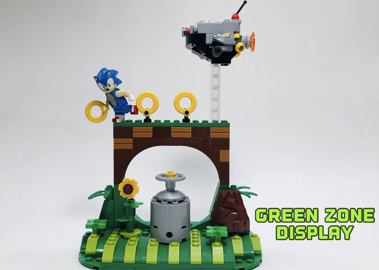 Fan Submits Sonic The Hedgehog Build To Lego Ideas Nintendo Wire