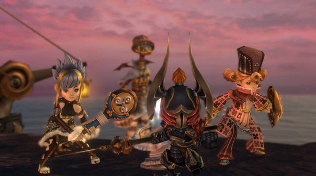 Final Fantasy Crystal Chronicles Remastered Comes West on 27th August