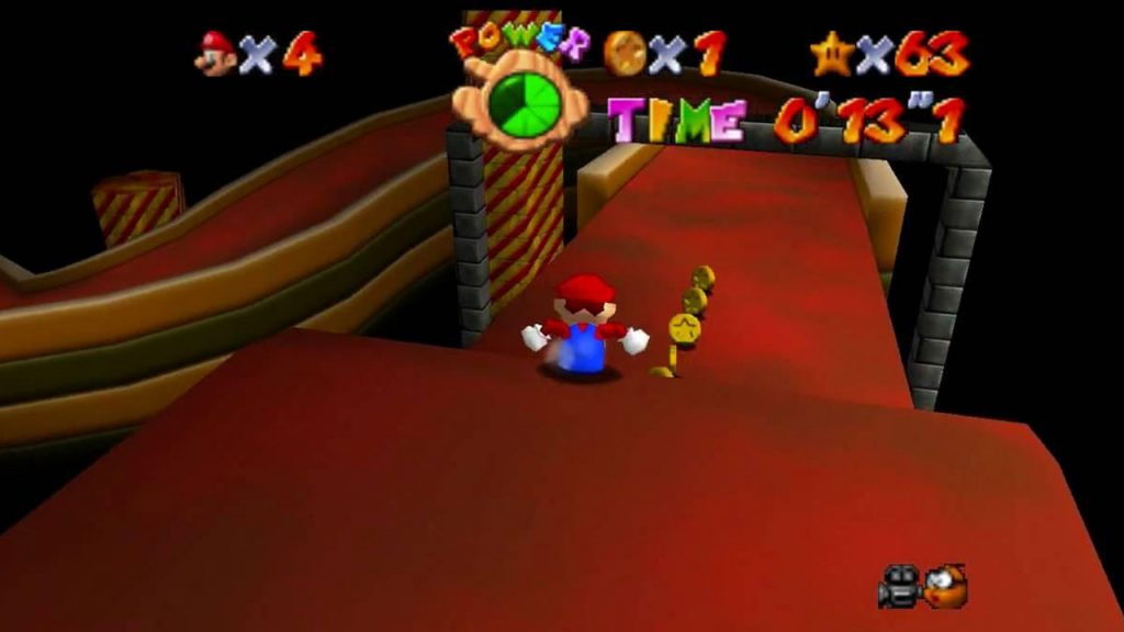 3D All-Stars Guide: All Castle Secret Stars in Super Mario 64