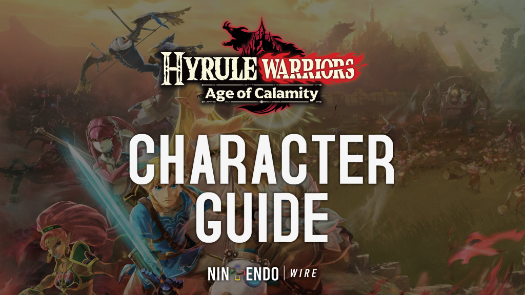 How To Unlock All Characters In Hyrule Warriors Age Of Calamity