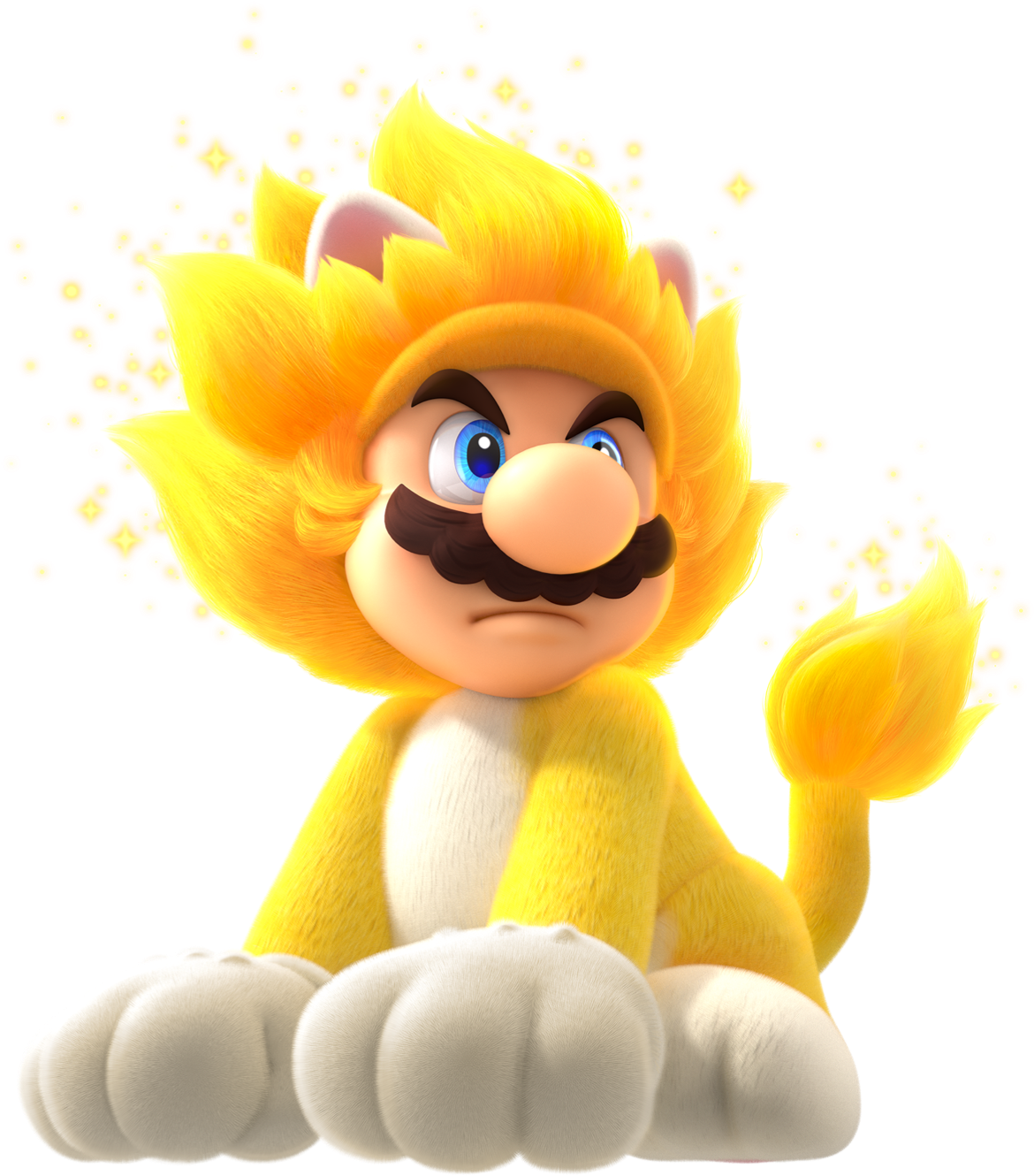 Bowser's Fury: What are God Slayer Bowser and Super Saiyan Cat Mario?