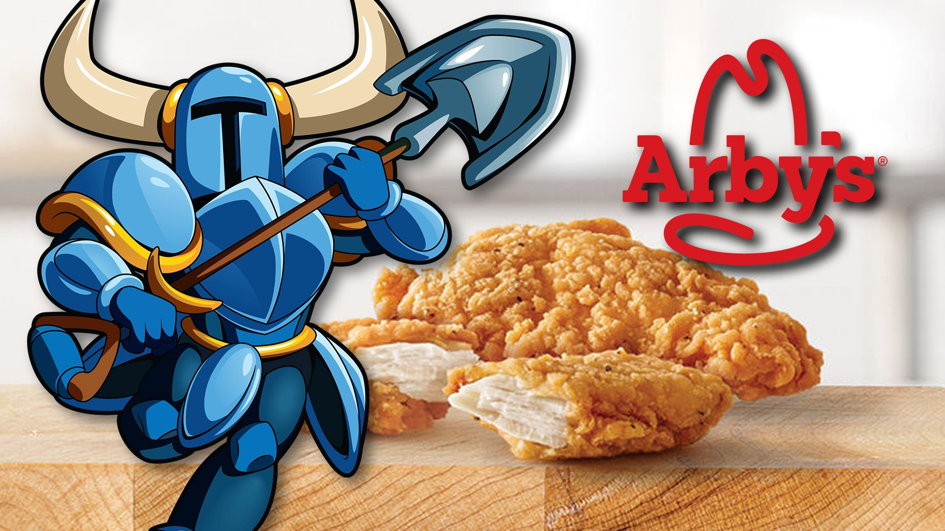 Shovel Knight toys headed to Arby's - Nintendo Wire